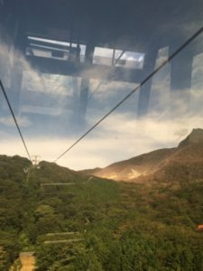 Hakone Cable car
